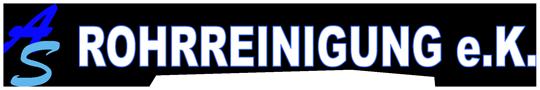 AS- Rohrreinigung Logo